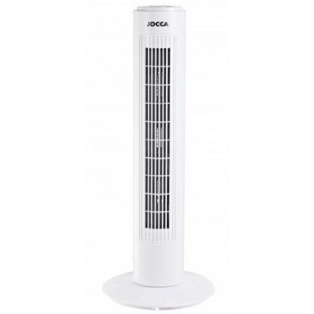 Ventilador de Torre Jocca 1469/ 45W/ 3 niveles de potencia