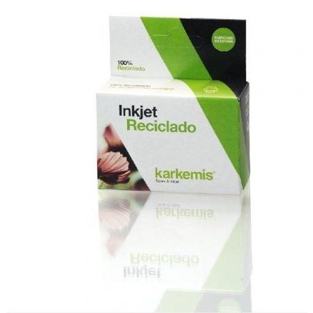 Cartucho de Tinta Reciclado Karkemis Brother LC985/ Negro