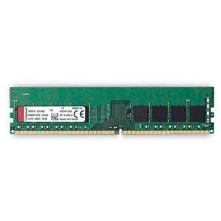 MEMORIA KINGSTON KVR24N17S8/8BK - 8GB - DDR4-2400MHZ - 288 PIN - CL17 - 1.2V - BULK