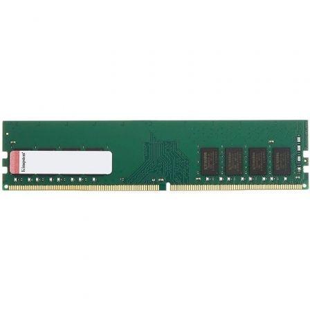 MEMORIA KINGSTON KVR26N19S8/8BK - 8GB - DDR4 PC4-2666 - CL18 - 288 PINES - 1.2V - BULK