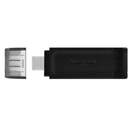 Pendrive 128GB Kingston DataTraveler 70 USB Tipo-C