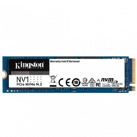 Disco SSD Kingston NV1 2TB/ M.2 2280 PCIe NVMe