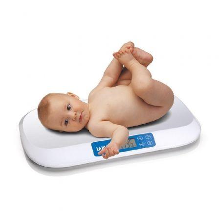 Báscula Para Bebés Bluetooth Laica PS7030