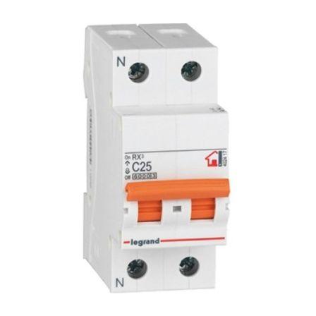 Magnetotérmico Legrand 419936E/ Bipolar 20A