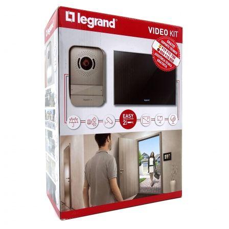 Videoportero Automático Legrand Video door-entry Solutions LG-369220/ Gris