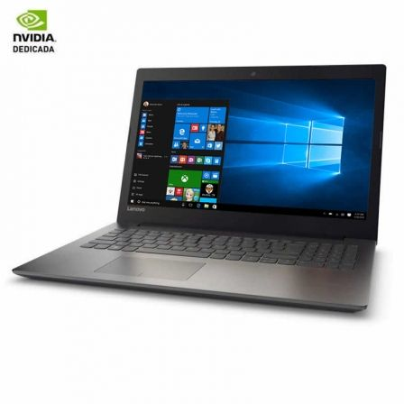PORTÁTIL LENOVO IDEAPAD 320-15ISK 80XH01F3SP - I3-6006U 2.0 GHZ - 8GB - 1TB - GEFORCE 920MX 2GB - 15.6'/39.6CM HD - W10 - ONYX BLACK