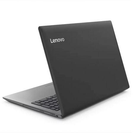 PORTÁTIL LENOVO IDEAPAD 330-15IKBR 81DE01D5SP - I5-8250U 1.6GHZ - 8GB - 256GB SSD - 15.6'/39.6CM HD - NO ODD - FREEDOS - ONYX BLACK