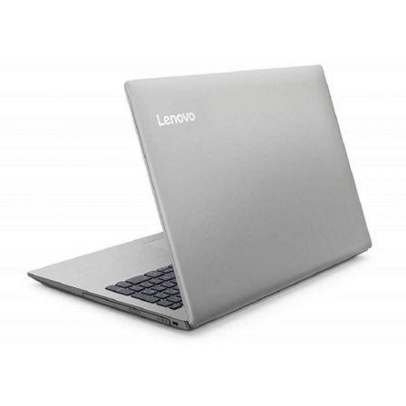 PORTÁTIL LENOVO IDEAPAD 330-15IKB 81DE02UVSP - I3-7020U 2.3GHZ - 4GB - 256GB SSD - 15.6'/39.6CM HD - NO ODD - FREEDOS - PLATINUM GREY