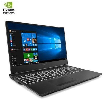 PORTÁTIL LENOVO LEGION Y540-15IRH-PG0 81SY008TSP - I7-9750H 2.6GHZ - 16GB - 1TB+256GB SSD - GEFORCE GTX1650 4GB - 15.6'/39.6CM FHD - W10 - BLACK
