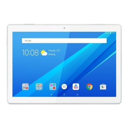 TABLET LENOVO M10 TB-X505F - QC 2.0 GHZ - 2GB RAM - 32GB - 10.1'/25.6CM 1280*800 - CAM 2MPX/5MPX - WIFI - BT 4.2 - BAT 4850MAH - ANDROID PIE - WHITE