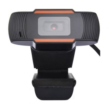 Webcam Leotec Meeting LEWCAM 1002/ Enfoque Automático/ 1280 x 720 HD