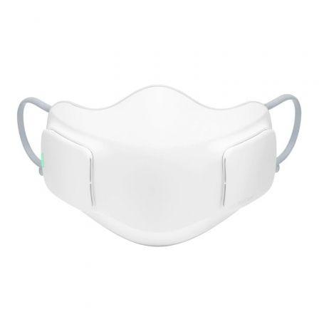 Mascarilla Electrónica LG Puricare Air Purifying Mask/ Blanca