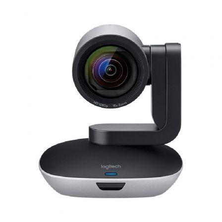 Sistema de Videoconferencia Logitech PTZ PRO 2/ Campo de Visión 90º/ Full HD