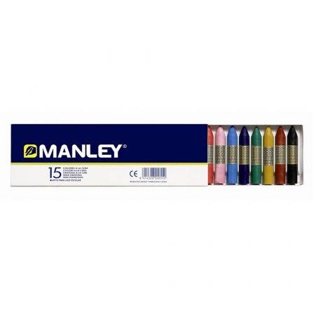 Ceras Manley MNC00055/ 15 unidades
