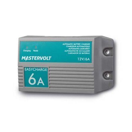 Cargador de Baterías Mastervolt EasyCharge 6A/ 12V/ 6 A/ 1 Salida