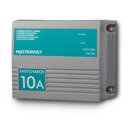 Cargador de Baterías Mastervolt EasyCharge 10A/ 2 Salidas