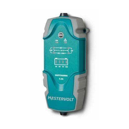 Cargador de Baterías Portátil Mastervolt EasyCharge Portable 4.3A