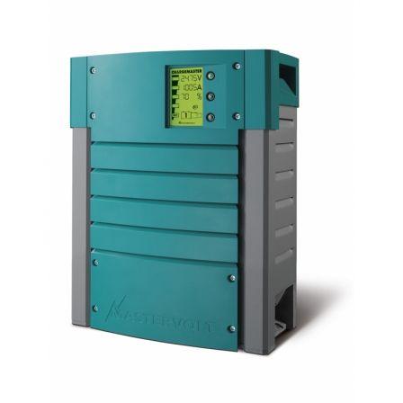 Cargador de Baterías Mastervolt ChargeMaster 24/100-3/ 24V/ 100 A/ 3 Salidas