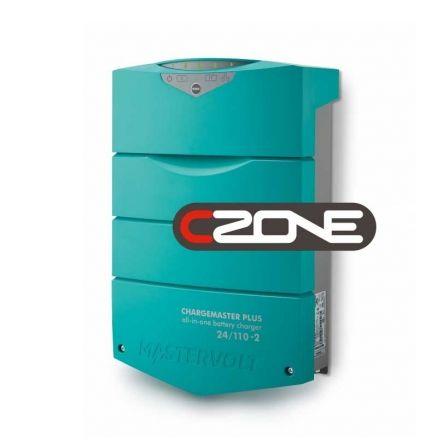 Cargador de Baterías Mastervolt ChargeMaster Plus 24/110-2/ CZone