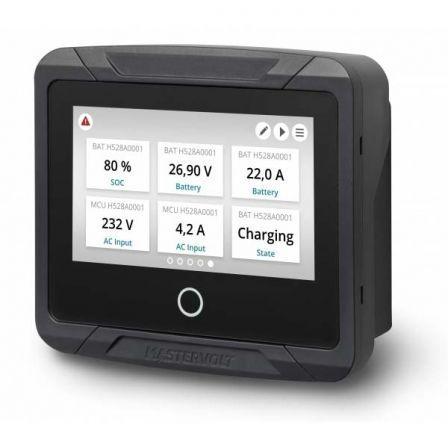 Monitor de Sistema Personalizable Mastervolt EasyView 5
