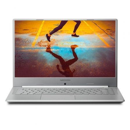 Portátil Medion Akoya E6247 Intel Celeron N4020/ 8GB/ 512GB SSD/ 15.6\