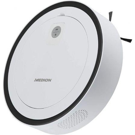 Robot Aspirador Medion MD 18871/ Autonomía 120 Min/ control por WiFi