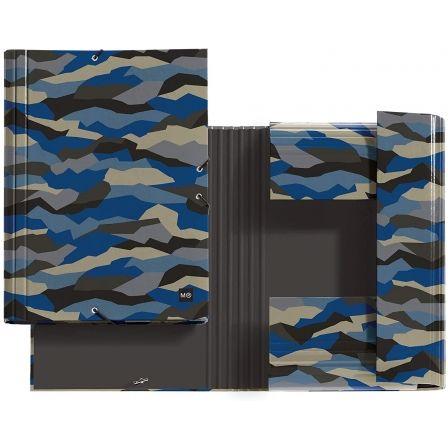 Carpeta de Solapas Miquel Rius 14663 Hard Rocks MR/ 210 x 297mm