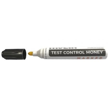 ROTULADOR DETECTOR DE BILLETES MOLIN RTD230-01 - TEST CONTROL MEDIANTE COLOR TRAZO