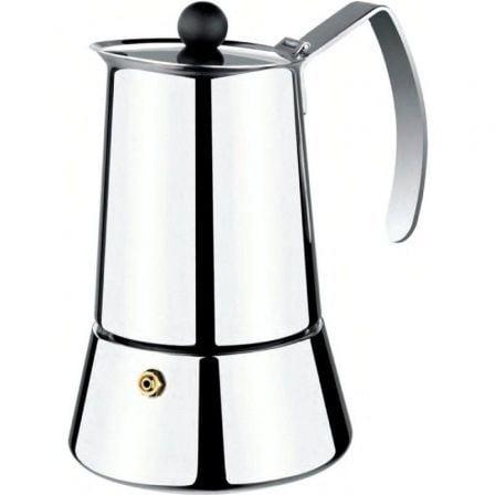 Cafetera Italiana Eterna M630006/ 6 Tazas