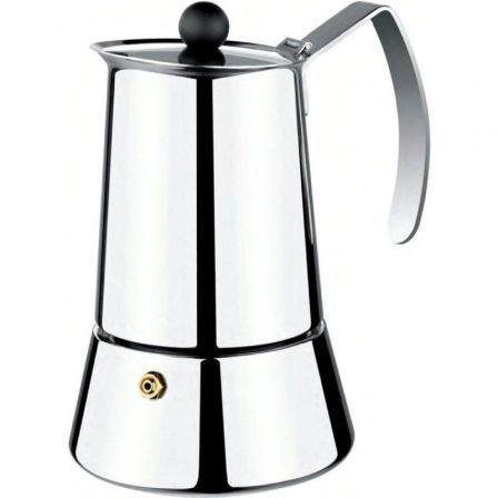Cafetera Italiana Eterna M630010/ 10 Tazas