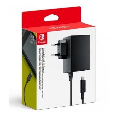 Cargador de Pared para Nintendo Switch