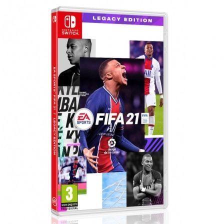 Juego para Consola Nintendo Switch FIFA 2021: Edición Legacy