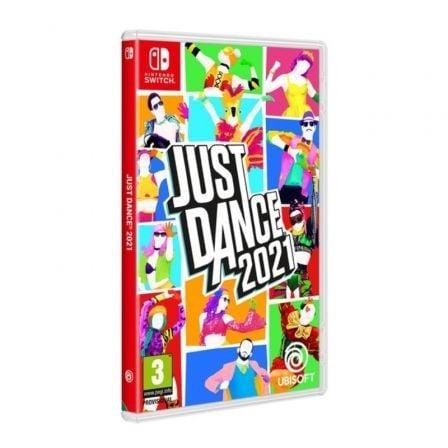 Juego para Consola Nintendo Switch Just Dance 2021