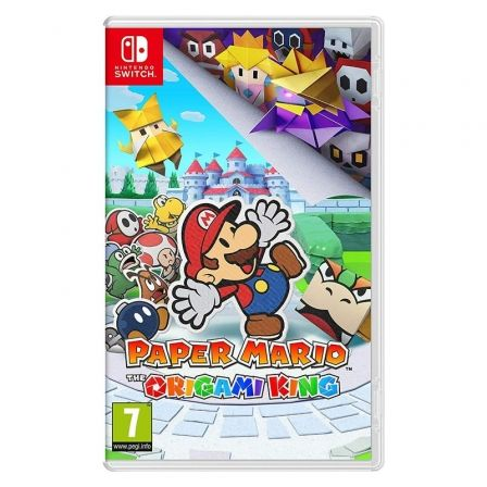 Juego para Consola Nintendo Switch Paper Mario: The Origami King