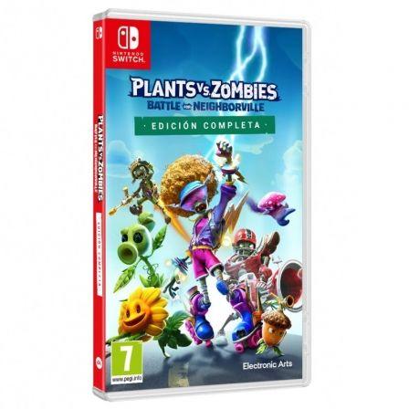 Juego para Consola Nintendo Switch Plants Vs Zombies: Battle For Neighborville Edición Completa