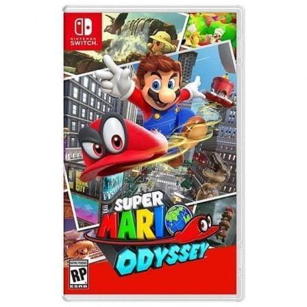Juego para Consola Nintendo Switch Super Mario Odyssey