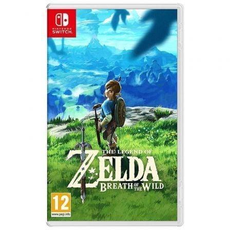 Juego para Consola Nintendo Switch The Legend of Zelda: Breath of the Wild