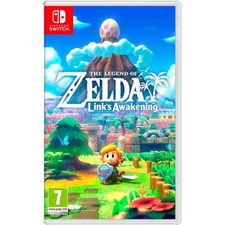 Juego para Consola Nintendo Switch Zelda Link's Awakening Remake