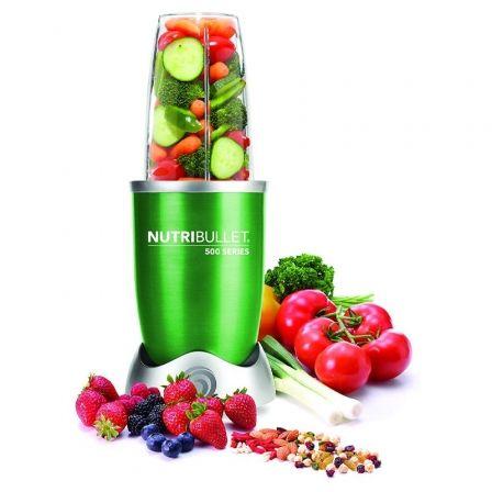 Extractor de Nutrientes Nutribullet NB5-0628-G/ 500W/ Capacidad 700ml