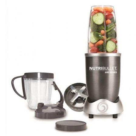 Extractor de Nutrientes Nutribullet NBR-0928-M/ 600W/ Capacidad 700ml