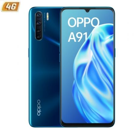 "Smartphone Oppo A91 8GB/ 128GB/ 6.4""/ Azul Blazing"