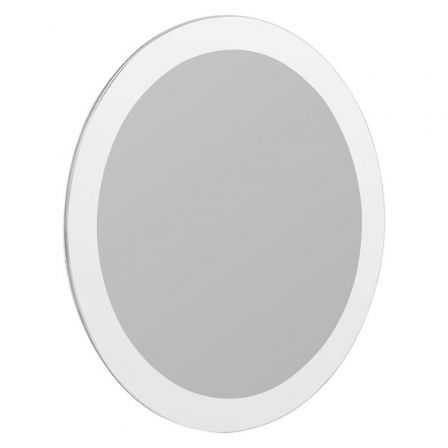 Espejo Cosmético de Pared Orbegozo ESP 1000/ Ø19.5cm