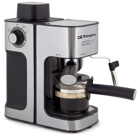 Cafetera Expreso Orbegozo EXP 5000/ 800W/ 3.5 Bares