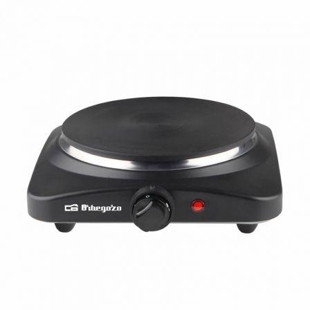 Cocina Eléctrica Orbegozo PE2810/ 1 placa 185mm/ 1500W