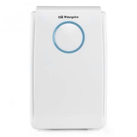 Purificador de Aire Orbegozo PU1000/ Filtro HEPA/ WiFi/ Hasta 22m2/ 61dB