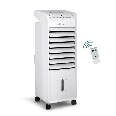 Climatizador Orbegozo AIR 46/ 55W/ 3 niveles de potencia/ Depósito 6L