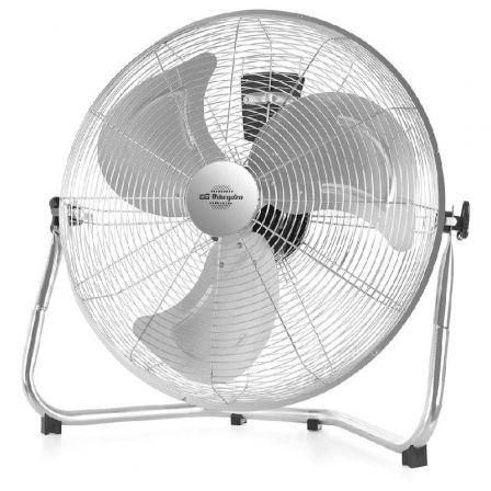 Ventilador de Suelo Orbegozo Power Fan PW 0851/ 155W/ 3 Aspas 50cm/ 3 velocidades