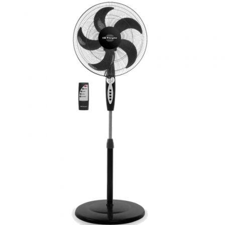 Ventilador de Pie Orbegozo SF 0249/ 60W/ 5 Aspas 40cm/ 3 velocidades