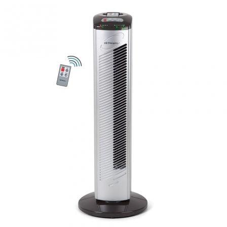Ventilador de Torre Orbegozo TWM 0975/ 45W/ 3 velocidades