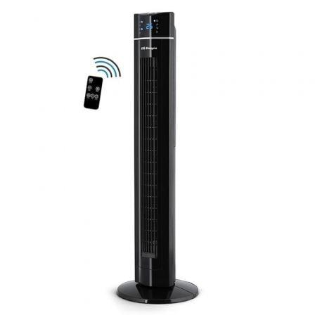 Ventilador de Torre Orbegozo TWM 1009/ 60W/ 3 velocidades